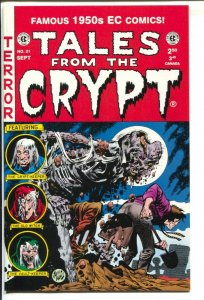 Tales From The Crypt-#21-1997-Gemstone-EC Reprint