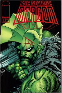 Savage Dragon #1, (2nd Series), VF or Better