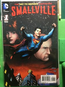 Smallville #1 The Hit TV Series Continues!