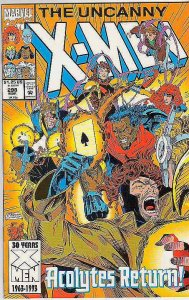 X-Men #298 () NM+ Super-High-Grade X-Men