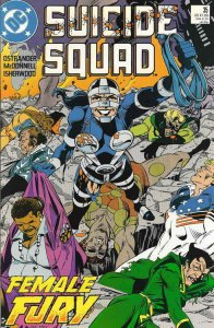 Suicide Squad #35 VF/NM; DC | save on shipping - details inside