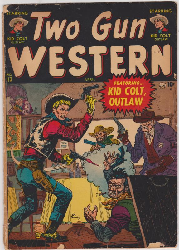 Two Gun Western #13