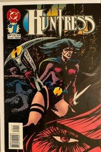 Hunters 1st series #1 8.0 VF (1989)