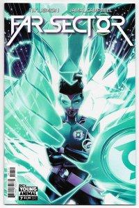 Far Sector #7 Main Cvr | Green Lantern (DC, 2020) NM