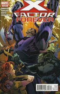 X-Factor Forever #3 VF/NM; Marvel | save on shipping - details inside