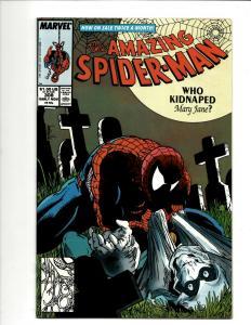 Amazing Spider-Man # 308 VF/NM Marvel Comic Book Venom Todd McFarlane DS4