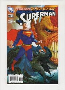 Superman #668 (2007) BN#12
