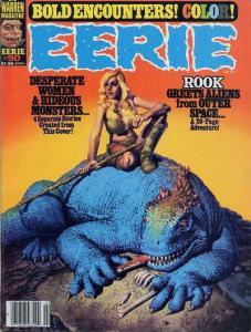 Eerie (1965 series) #90, VF (Stock photo)