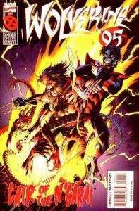 Wolverine (1988 series) Annual #1995, VF+ (Stock photo)