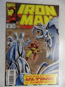 INVINCIBLE IRON MAN # 299