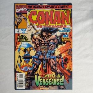 Conan the Barbarian 1 Very Fine