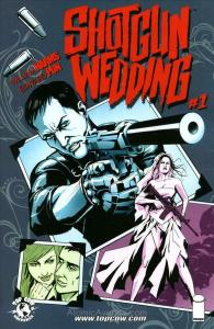 Shotgun Wedding (2nd Series) #1 VF/NM; Image | save on shipping - details inside