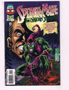 Spider-Man The Osborn Journal #1 VF Marvel Comics Comic Book Goblin 1997 DE14