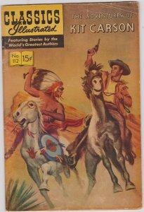 Classics Illustrated #112 (1965)