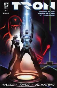 Tron #1 VF/NM; Slave Labor | save on shipping - details inside