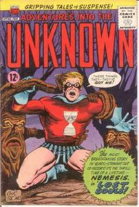 ADVENTURES INTO THE UNKNOWN 162 VG COMICS BOOK