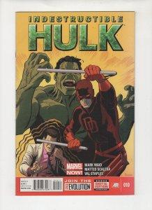 Indestructible Hulk #10 (2013) BN#12