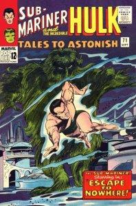 Tales To Astonish #71 #74 #78 #84 #87 #98 ( avg 2.5 lower grade) stock photos