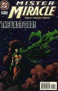 Mister Miracle (3rd Series) #7 FN; DC   save on shipping - details inside