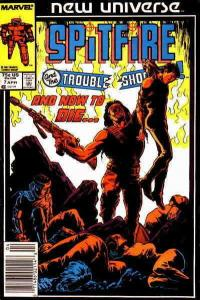 Spitfire and the Troubleshooters #7 FN; Marvel | save on shipping - details insi