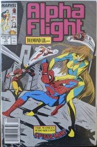 Alpha Flight #74 (1989)