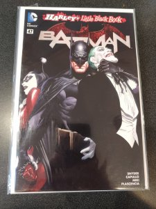 Batman 47 - Alex Ross Harley's Little Black Book Colour Variant