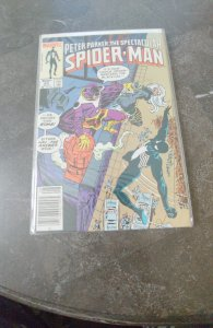 The Spectacular Spider-Man #93 (1984)