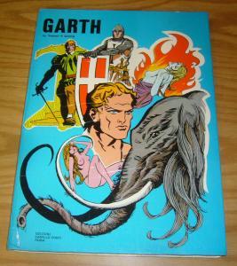 Garth HC 1 FN stephen p. dowling hardcover - italian edition - 1975 rare book