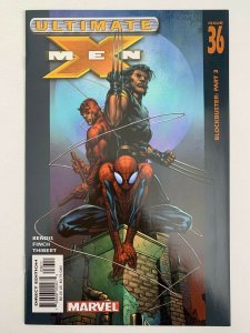 Ultimate X-Men #36 Blockbuster Part 3 (2001 Marvel Comics) NM