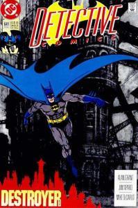 Detective Comics (1937 series) #641, NM- (Stock photo)