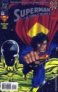 SUPERMAN IN ACTION COMICS #0
