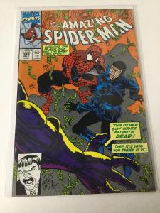 The Amazing Spider-Man 349 Nm Near Mint Marvel