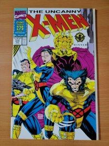 Uncanny X-Men #275 ~ NEAR MINT NM ~ 1991 Marvel Comics
