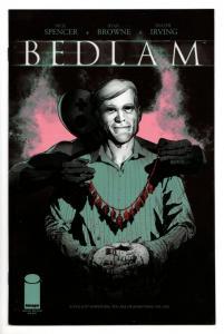 Bedlam #7 (Image, 2013) NM-