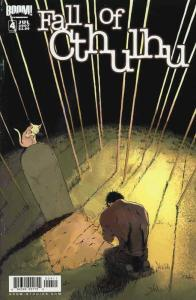 Fall of Cthulhu #4A VF/NM; Boom! | save on shipping - details inside