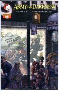 ARMY OF DARKNESS #1 2 3 4, NM+, Shop & Drop, Bruce Campbell, more AOD in store