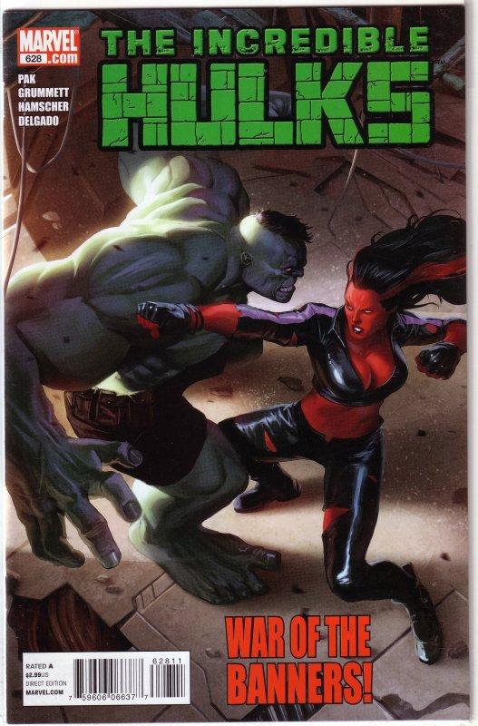 Incredible Hulks   vol. 1   #628 FN