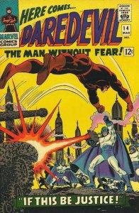 Daredevil #14 (ungraded) stock photo ID# B-10