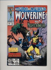 Marvel Comics Presents #108 (1992)