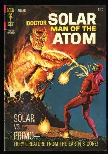 Doctor Solar, Man of the Atom #17 VF+ 8.5
