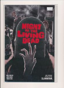 Avatar Comics Night of the Living Dead - #1 LONG BEACH ~ FN (HX657)