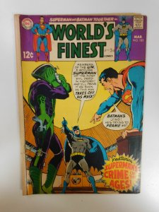 World's Finest Comics #183 (1969)