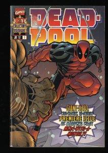 Deadpool #1 VF+ 8.5