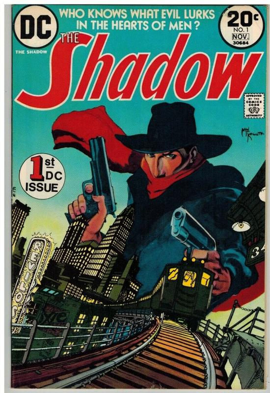 SHADOW (1973) 1 FN Nov. 1973 KALUTA