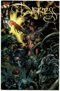 The Darkness #28 (Image, 2000) VF