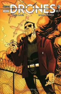 Drones #2 FN; IDW | save on shipping - details inside