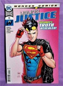 Brian Michael Bendis YOUNG JUSTICE #15 John Timms Wonder Comics (DC, 2020)!