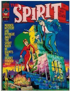 SPIRIT (WARREN/KITCHEN SINK) 2 F-VF June 1974 COMICS BOOK