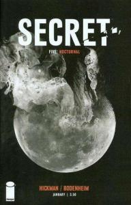 Secret (2012 series) #5, NM (Stock photo)