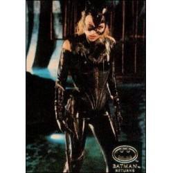1992 Topps Stadium Club Batman Returns CATWOMAN #86